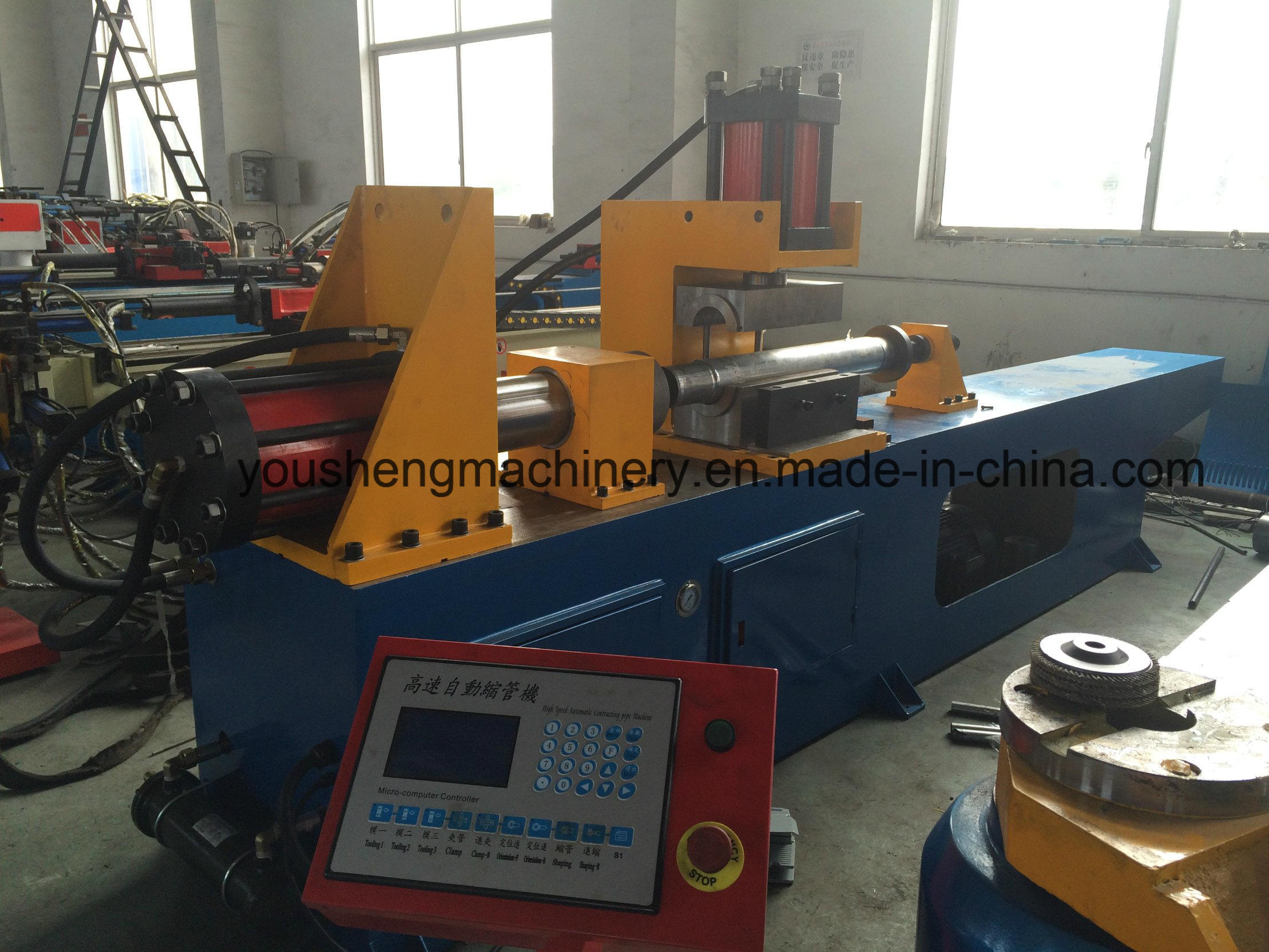 Sg-120 Pipe End Forming Machine for 120mm Tube pictures & photos