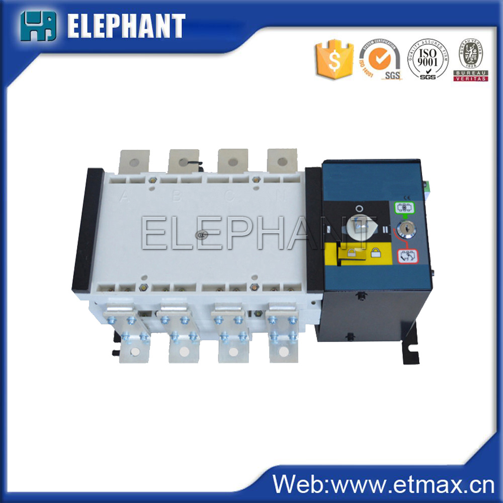 China 630A Electrical ATS Panel Board Automatic Transfer Switch ...