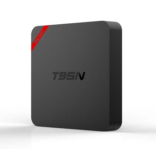 Streaming TV Smart Box IPTV Network Decoder Player T95n Android 5.1 6.0 Quad Core TV Box