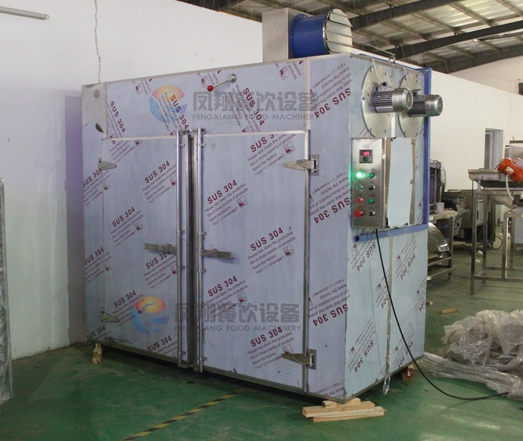 Industrial Hot Air Stainless Steel Food Vegetable Fruit Drying Machine pictures & photos