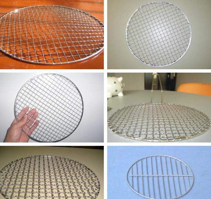Stainless Steel Barbecue Grill/BBQ Grill Mesh/BBQ Wire Mesh pictures & photos