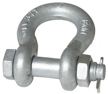 China Safety Pin Anchor Chain Shackle China Anchor