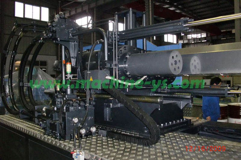 338t Servo Plastic Injection Molding Machine (YS-3380V6) pictures & photos