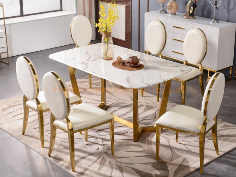 Chinese Restaurant Furniture Cheap Simple White Round Dining Table Decor With 6 Seater Chair China Cheap Cake Table Wedding Dining Table