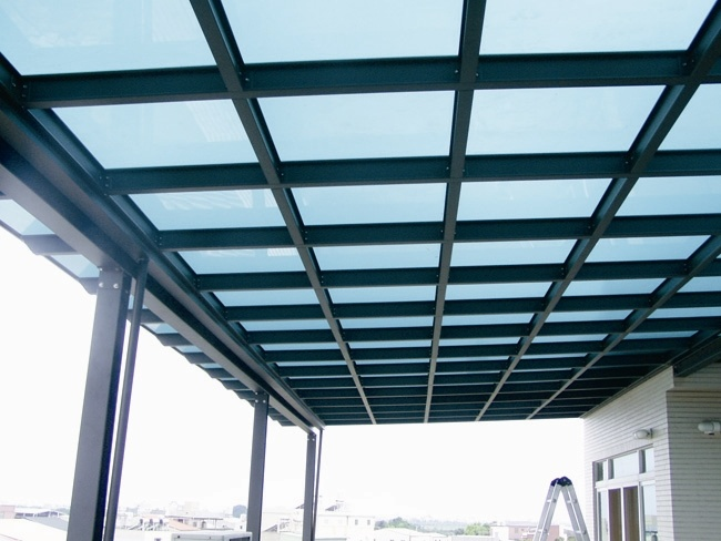 China Polycarbonate Roofing Sheet Zd015 China Pc Sheet