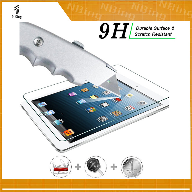 Full Screen Protector Tempered Glass for New iPad 2017 9.7 Inch Screen Protective Film Cover Glass for iPad PRO 9.7 2017