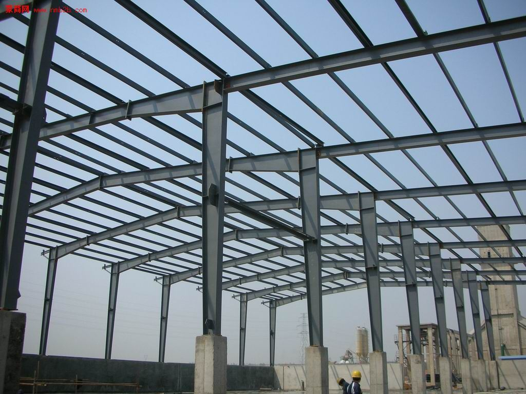 China Steel Structure Building China Steel Structure