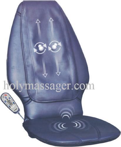 China Shiatsu Massage Seat Cushion Up Down Roll Hl