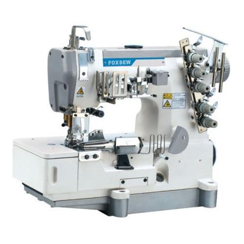 China High Speed Flatbed Interlock Sewing Machine For Tape Binding Fascinating Binding Sewing Machine