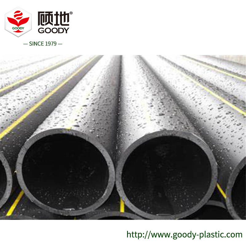 [Hot Item] 355mm Polyethylene Natural Gas Pipe Sizing Chart for Gas  Transportation