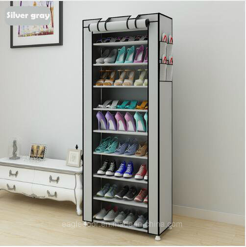 furniture for shoes. Shoe Cabinet Shoes Racks Storage Large Capacity Home Furniture DIY Simple Portable Rack (FS-03L) For