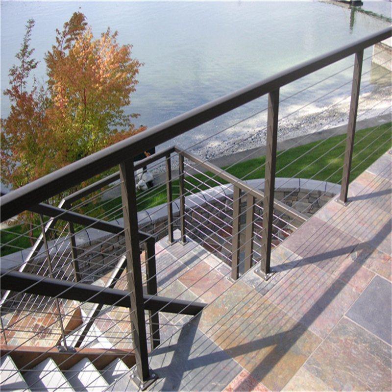 China Modern Cable Railing System, Stainless Steel Fence Wire ...