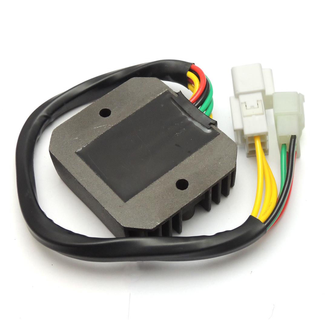 China Frrhd013 Motorcycle Electrical Parts Regulator Rectifier For Honda Wiring