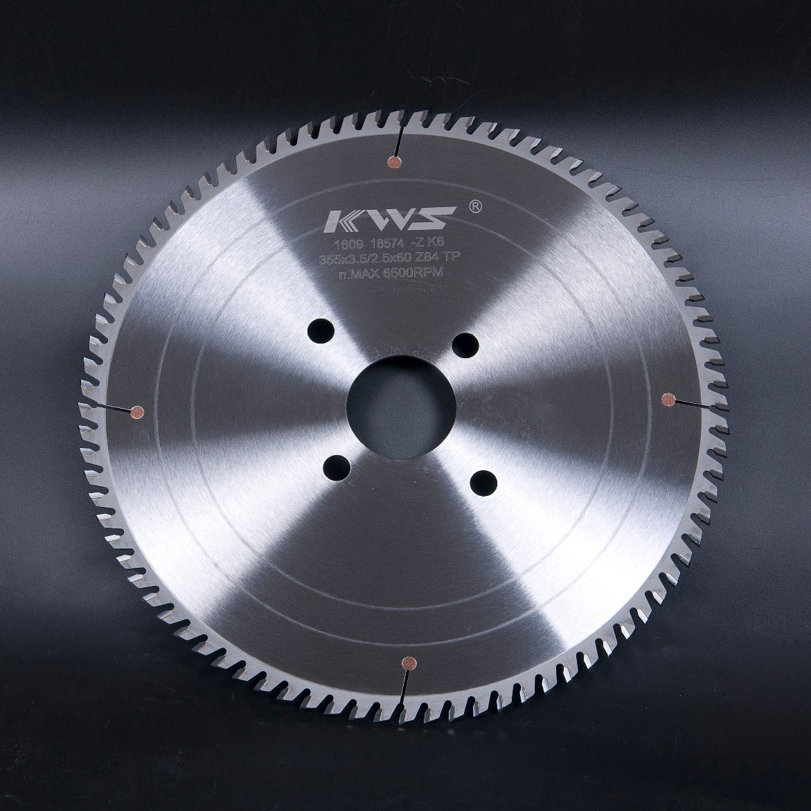 Various Sizes Plastic Laminate Circular Saw Blade OX TCT Aluminium