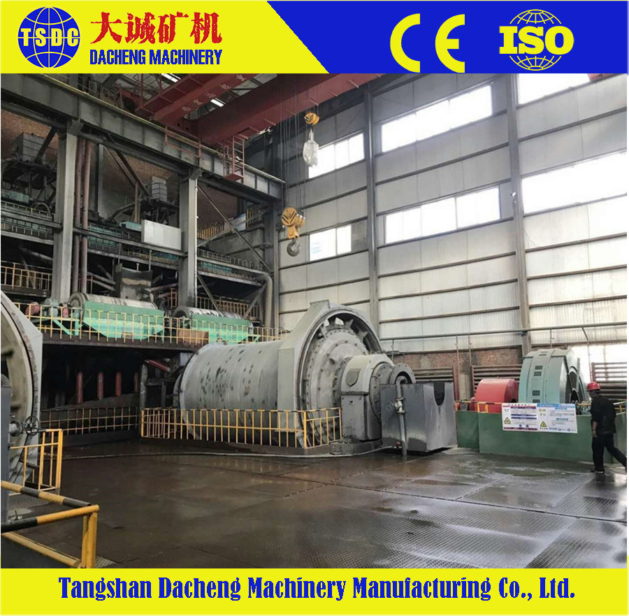 Limestone/Rock/Stone/Lead/Zinc/Copper/Grinding Rod Mill/Ball Mill pictures & photos