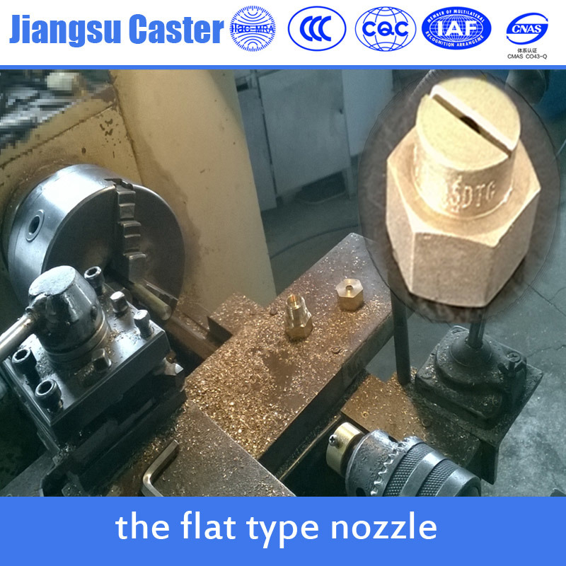 The Flat Type Nozzle Water Spray Nozzle pictures & photos