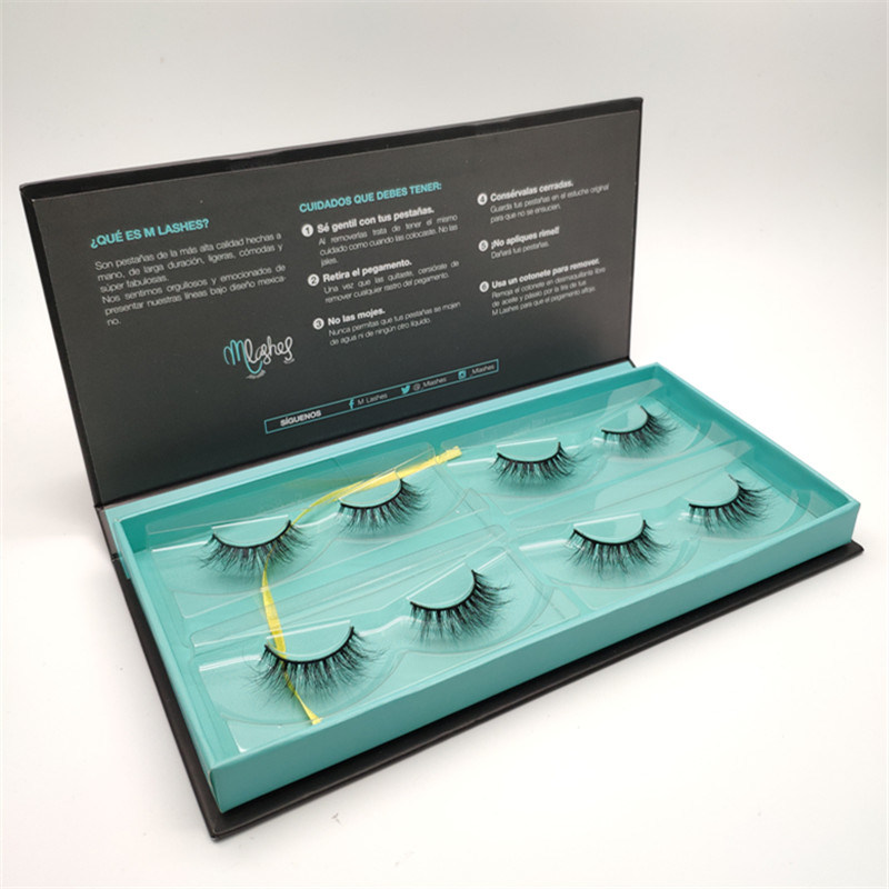 305bd50083f China Wholesale Customer-Made Own Brand 3 Pack 5 Pack Eyelashes ...
