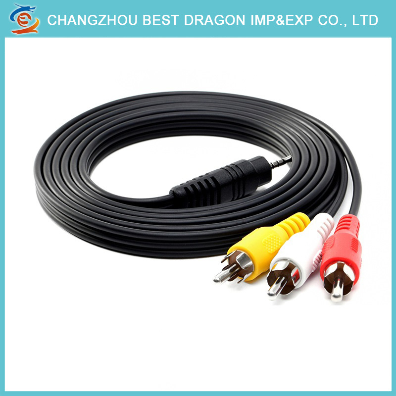 China for xBox 360 VGA Cable with Audio Output HDTV AV HD VGA Cable ...