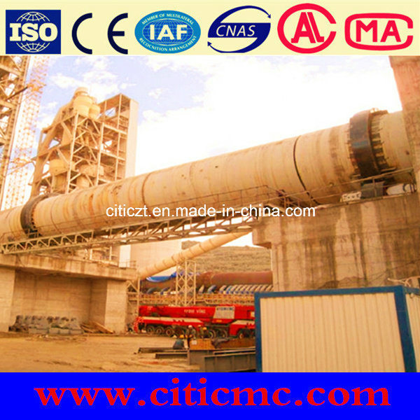 Cement Rotary Kiln & Lime Rotary Kiln for Cement Plant and Lime Plant pictures & photos