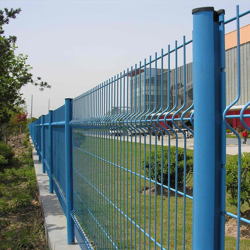 China Wholesale Metal Steel Wire Mesh Fence (WWMF) - China Welded ...