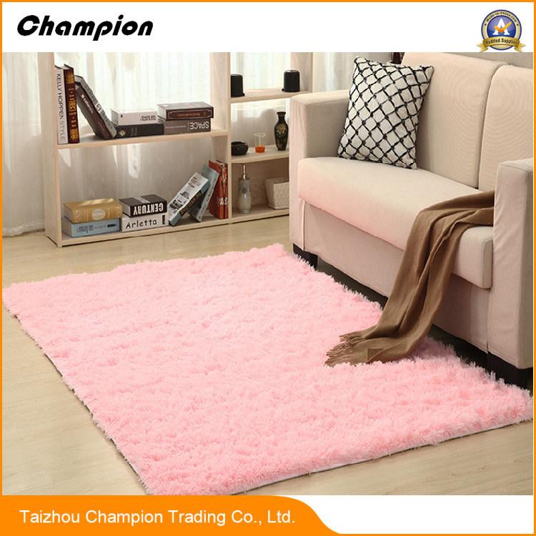 China 100% Polypropylene Cut Pile Area Rug Living Room Floor Mat ...