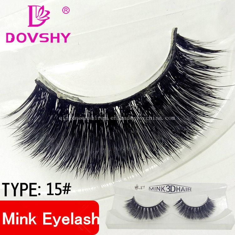 8b805359fa3 China Wholesale Makeup Handcraft Bushy Soft 3D Mink False Eyelash - China Mink  Eyelashes, 3D Handmake Mink False Eyelash