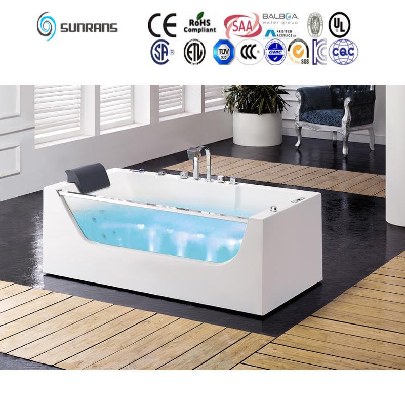 China Hot Indoor Whirlpool Massage Acrylic Bathtub (SF5B002) Photos ...