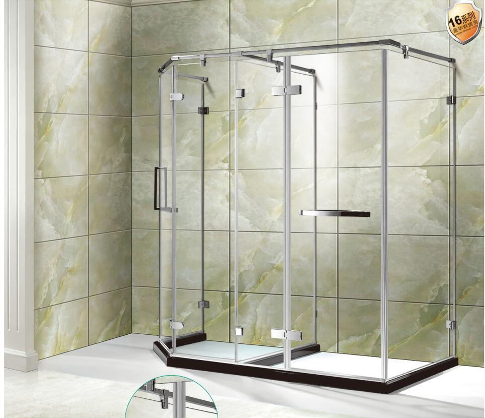 China Stainless Steel DoubleRoom Compartment Shower Enclosure - Bathroom compartment