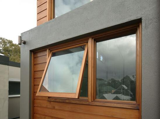 Australia Standard Aluminum Awning Window with Double Glazing (CL-1027) pictures & photos