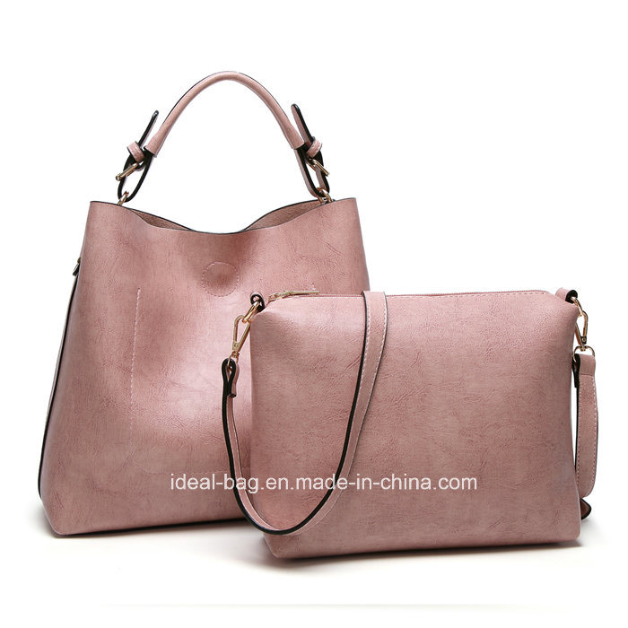 bac61db4e3cb [Hot Item] Custom Fashion PU Leather Lady Brand Luxury Designer Shoulder  Bag Tote Ladies Handbags for Woman