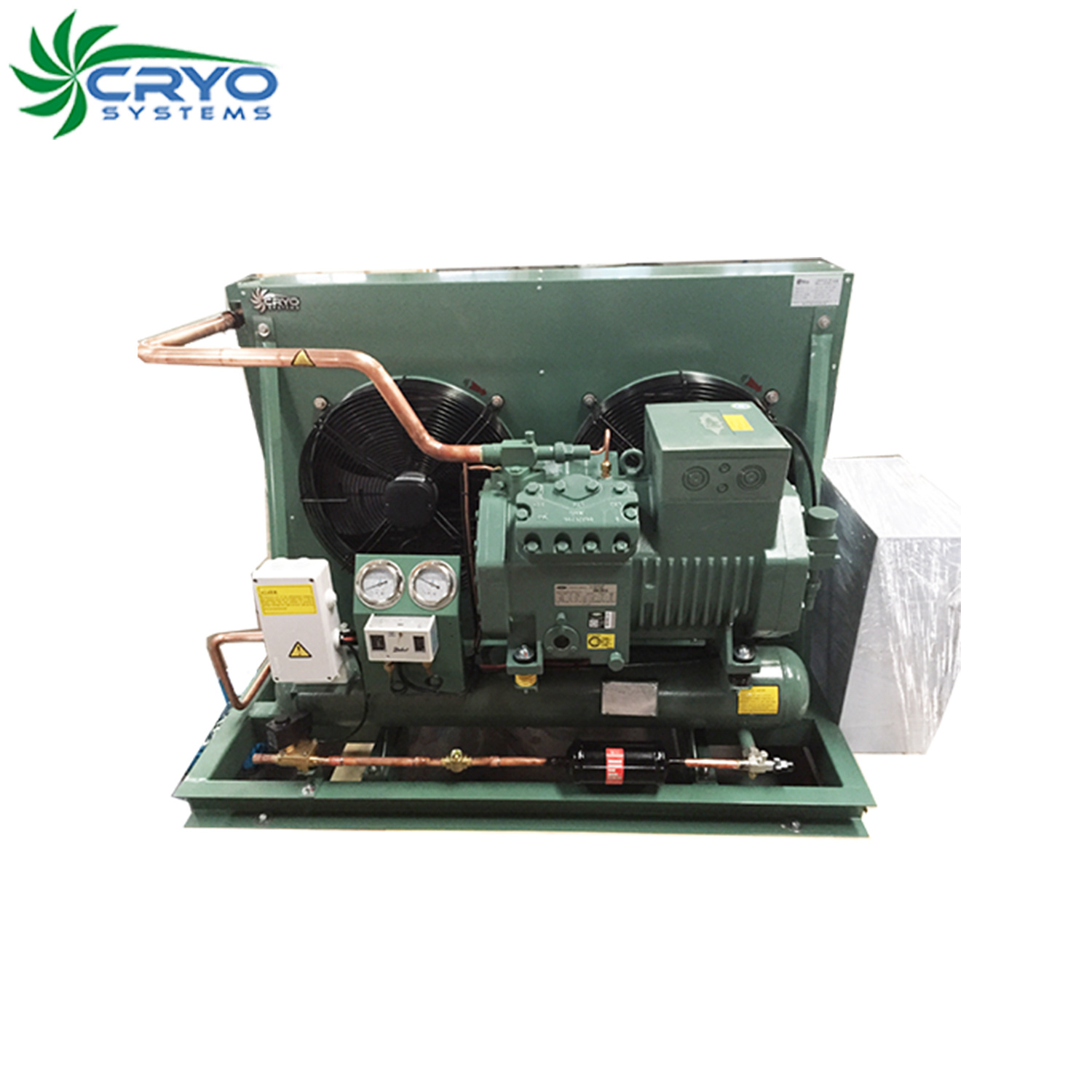 china cold room water cooled condensing unit commercial refrigeration  contractors - china cold storage refrigeration unit, industrial refrigeration  unit