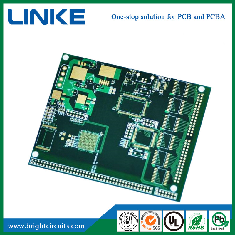 [Hot Item] Professional Custom Quick Turn Complex Printed Circuit Boards  PCB Design Trace Manufacturers