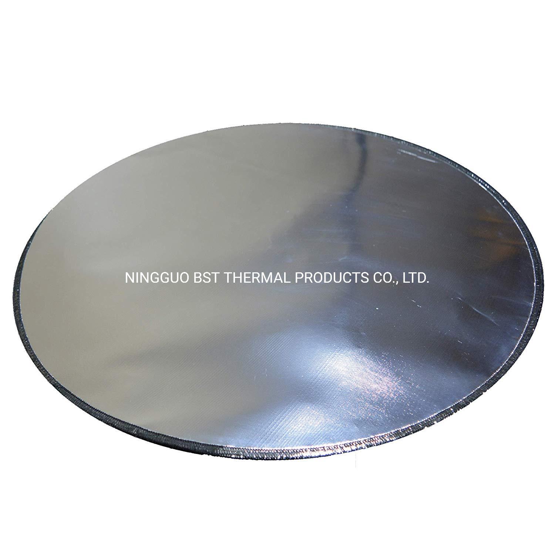 Reflective Heat Resistant Fire Pit Mat