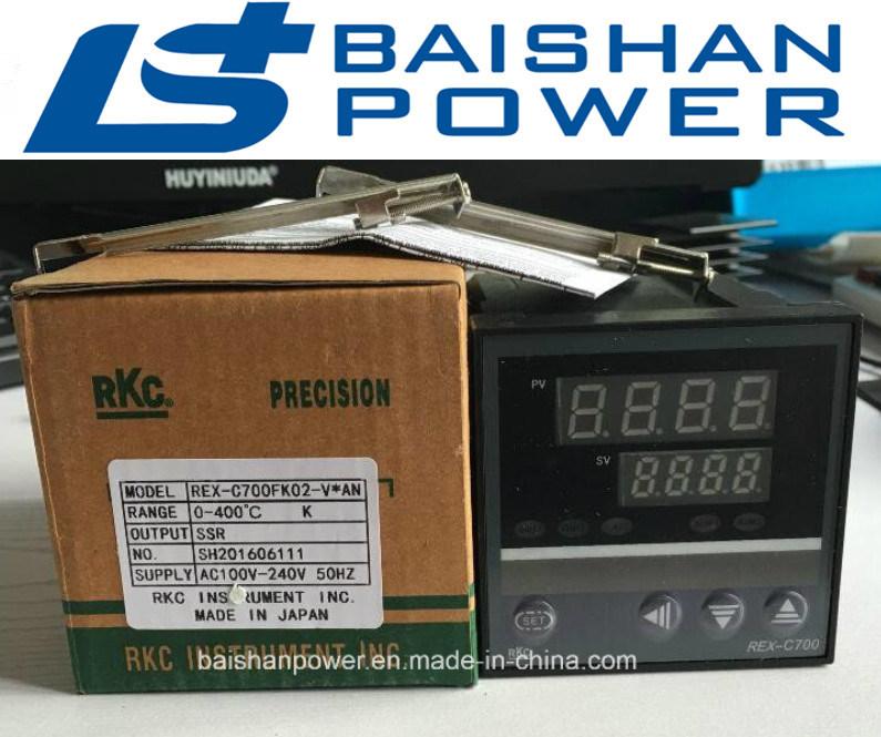 REX-C100FK02-V*AN SSR output PID Digital Temperature Control Controller