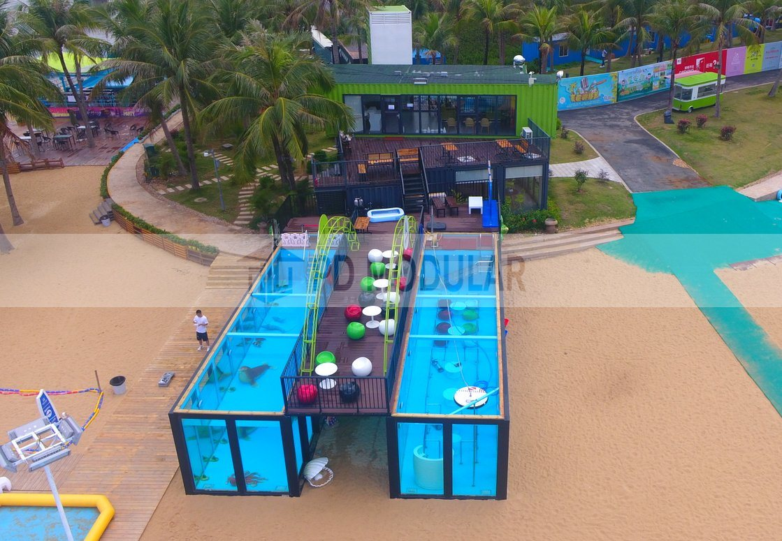 China Best Quality Custom Shipping Massage Container Style Swimming Pool China Massage Swimming Pools And Swimming Pools Price