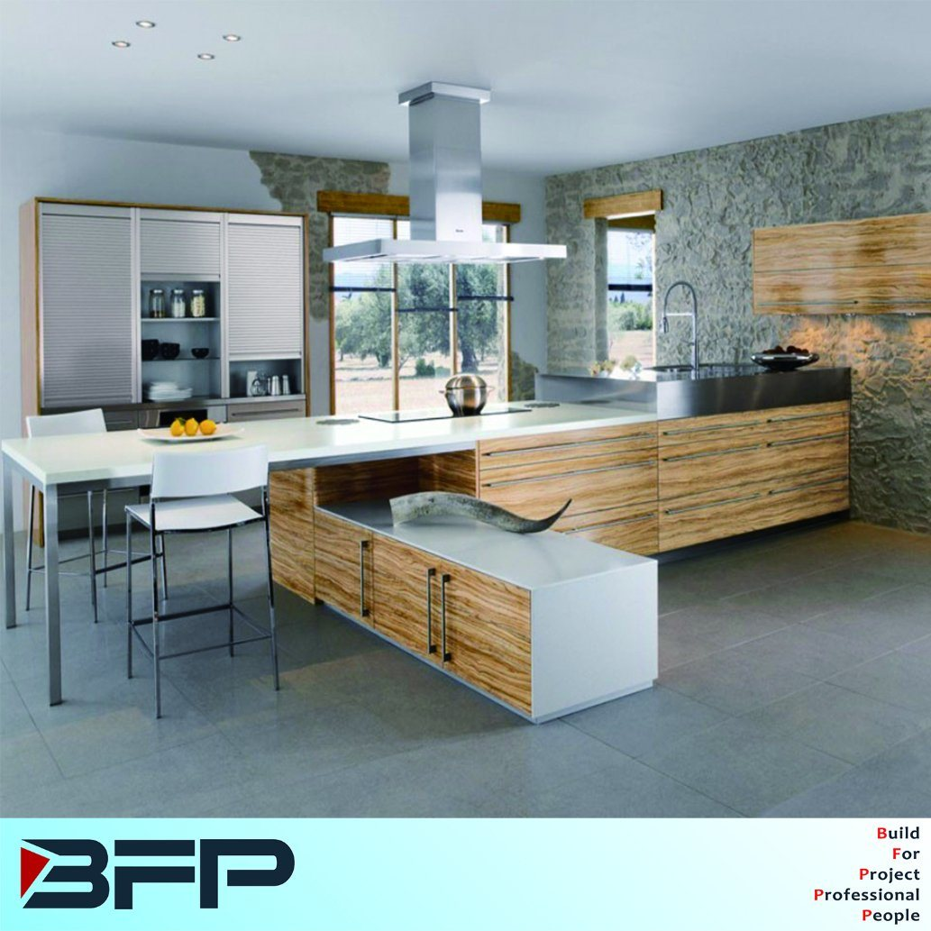China European Style Kitchen Cabinet Design Photos & Pictures - Made ...