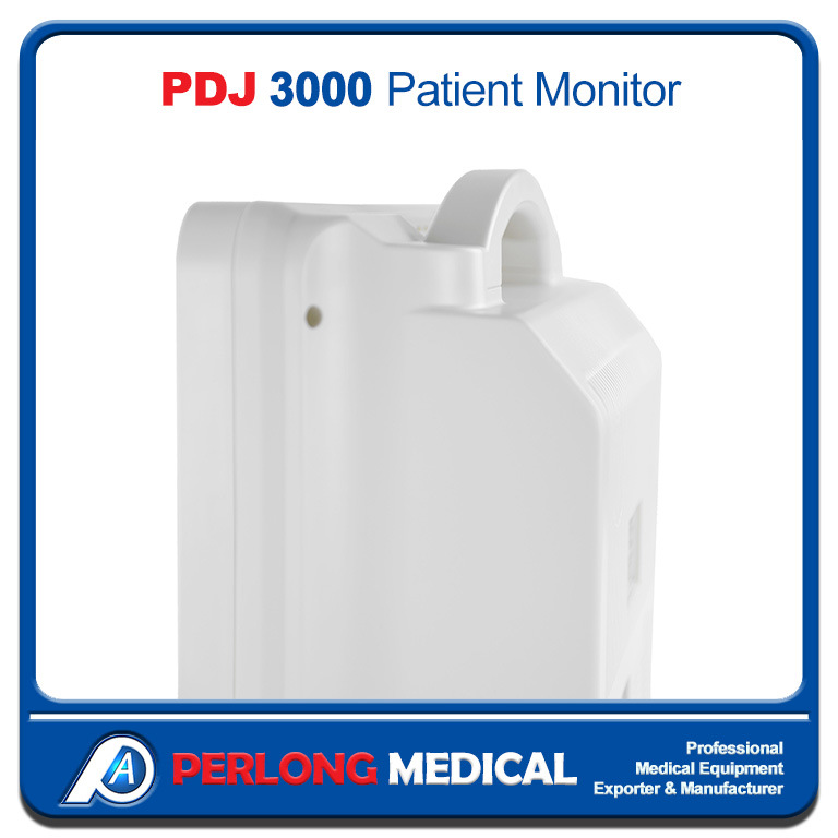 Hospital Used New Medical Equipment Pdj-3000 Portable Patient Monitor pictures & photos