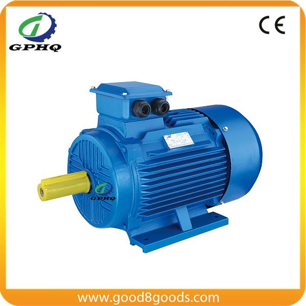 Y2 1HP/CV 0.75kw 2800rpm 50/60Hz Cast Iron Electric Motor
