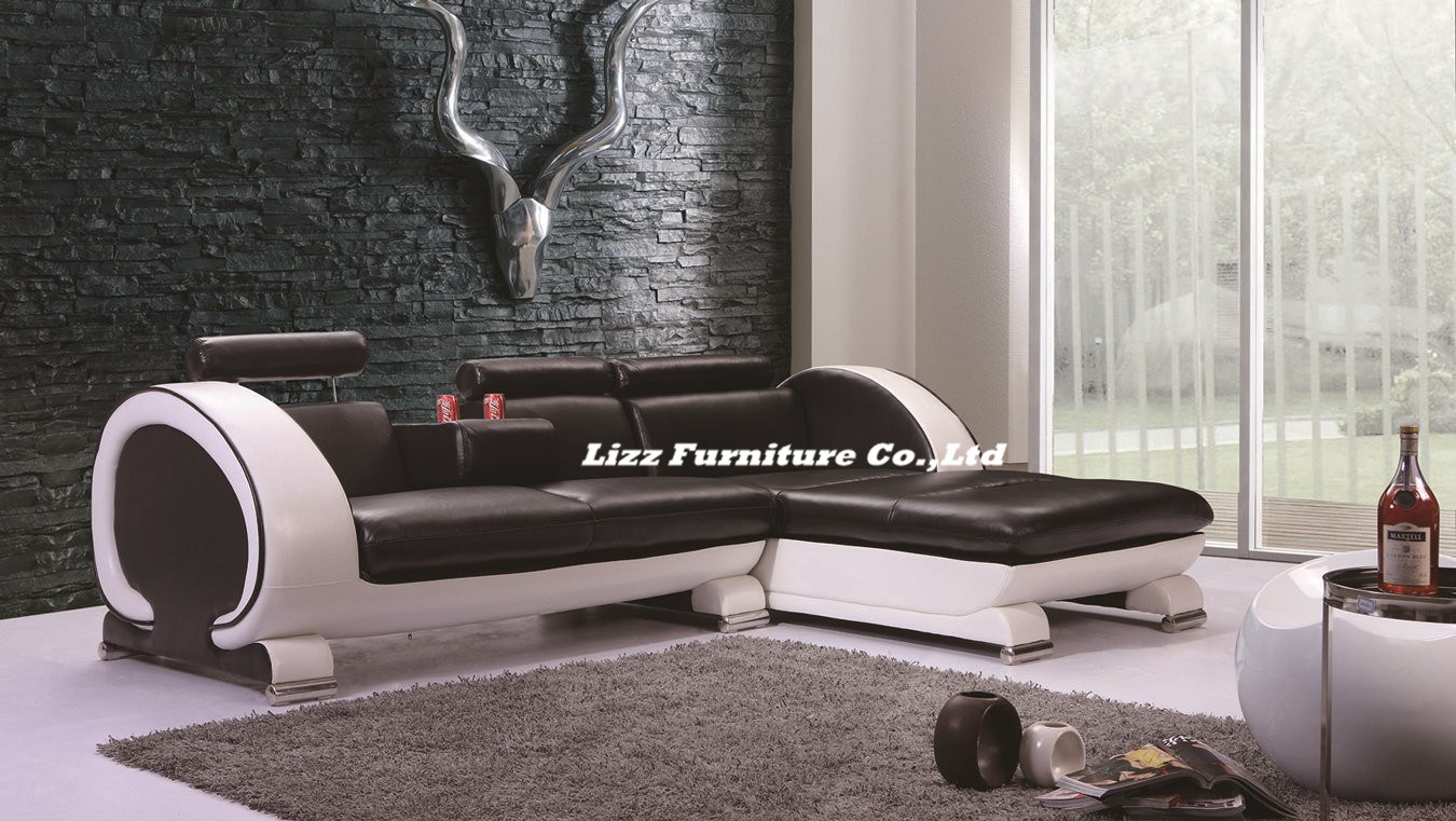 Hot Sale Interior Design Home Furniture Sectional (LZ-824)