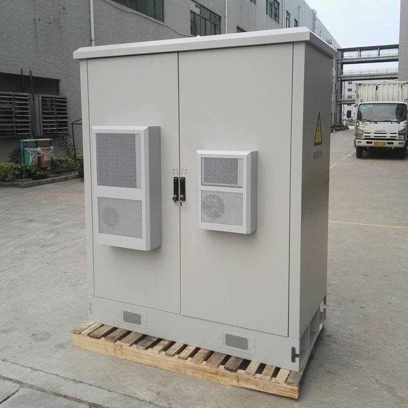 Network Cable Wall Mounted Cabinet with Double Section and Good Quality From China Factory pictures & photos
