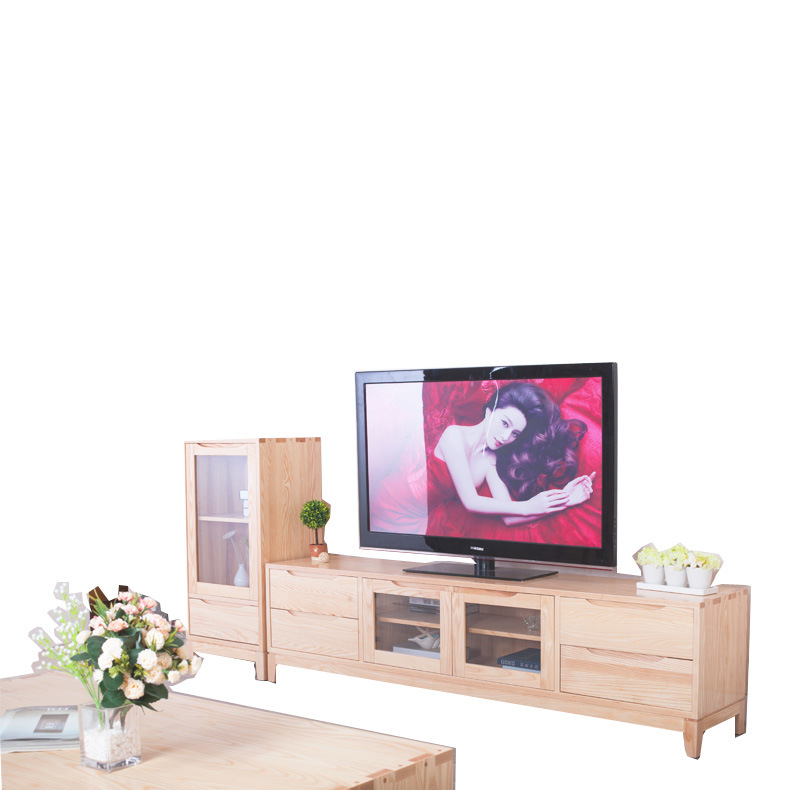 Living Room Furniture Wooden 4 Drawers