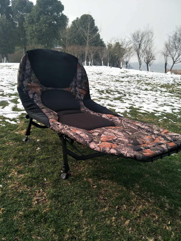 China Carp Fishing Folding Bed Chair Outdoor Camping Fishing