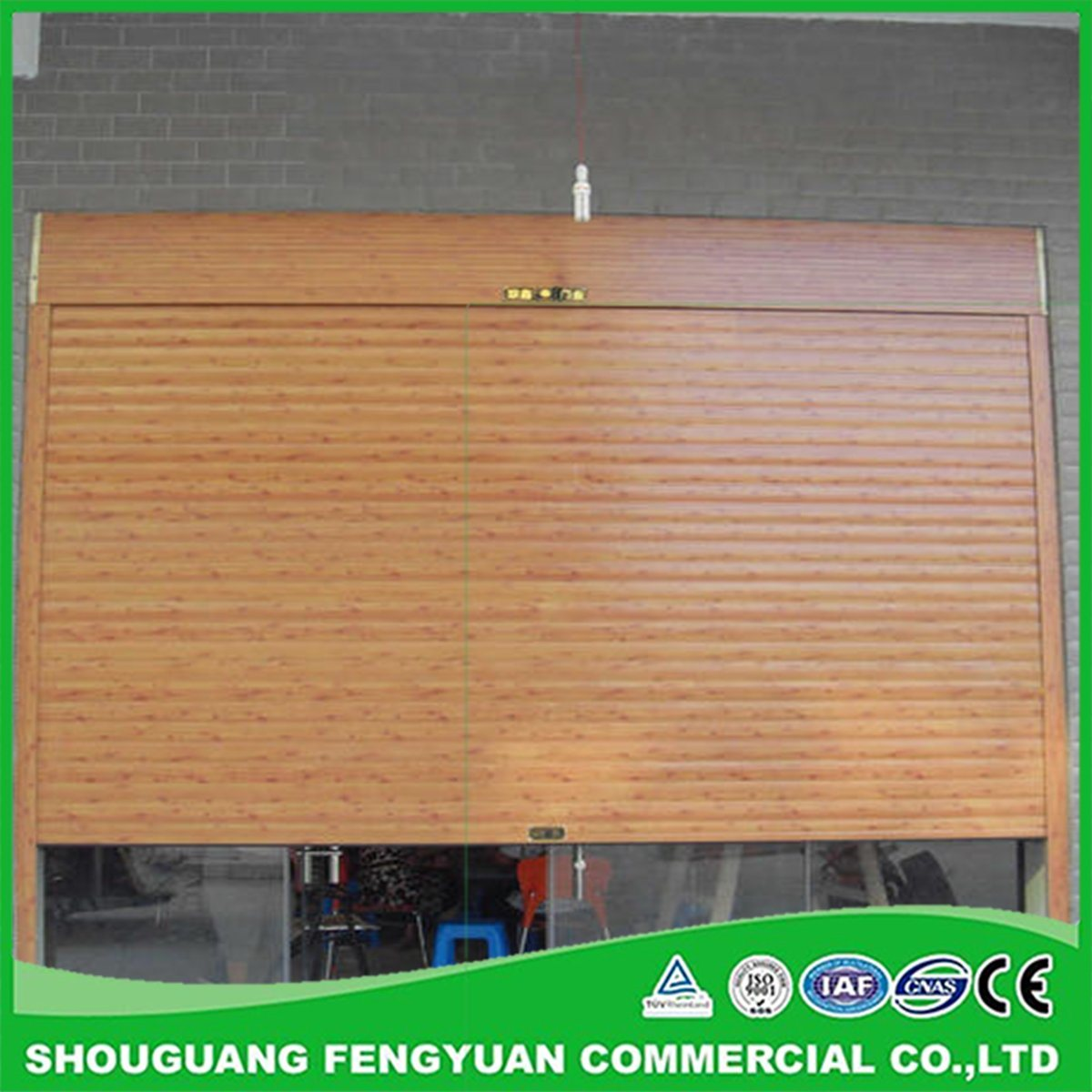 Hot Item Aluminium Roller Shutters For Protection Anti Theft