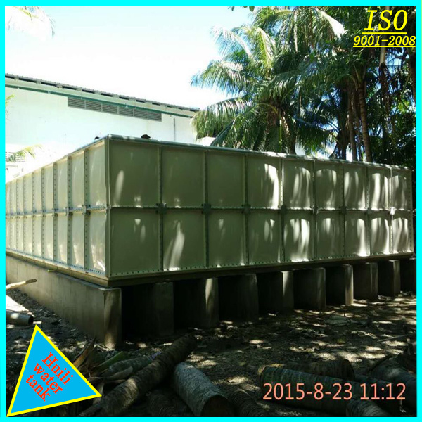 SMC Sectional Water Storage Tank with ISO
