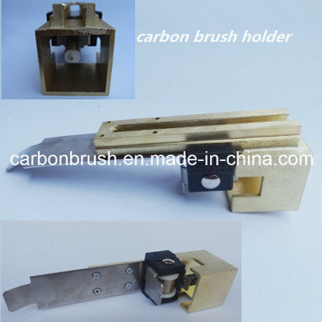 high quality aluminum carbon brush holder for electric motors pictures & photos