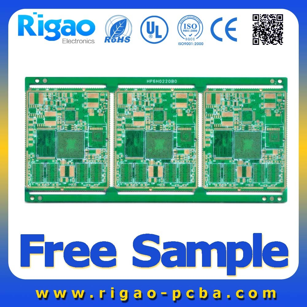 Immersion Gold Multilayer PCB Printed Circuit Board (OEM)