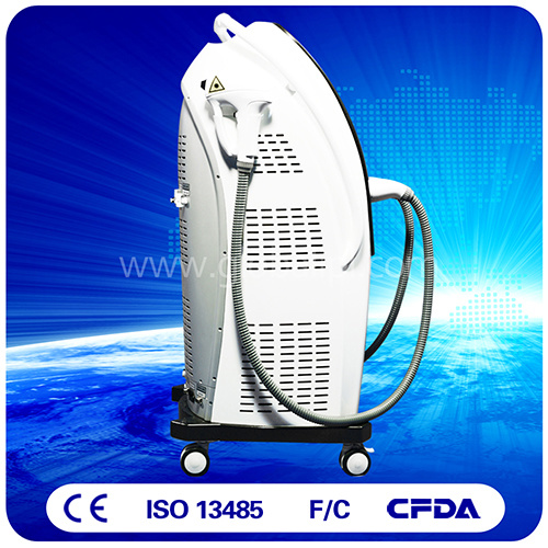 Germany Laser Diode Laser+IPL Machine for Permanent Hair Removal pictures & photos