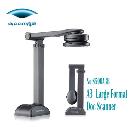 Portable Mobile Document Scanner (S500A3B)