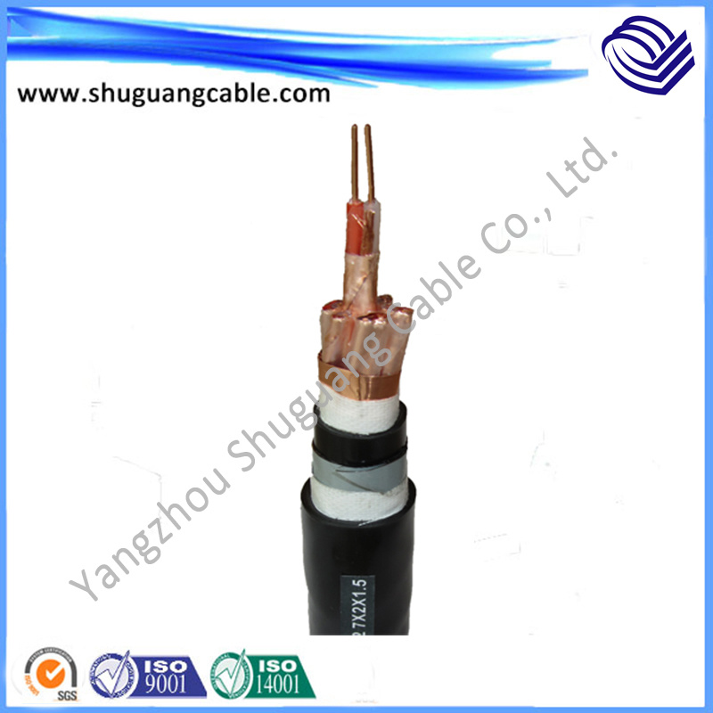 Low Smoke/Halogen Free/PE Insulated/Screened/Sta/PE Sheathed/Computer Cable