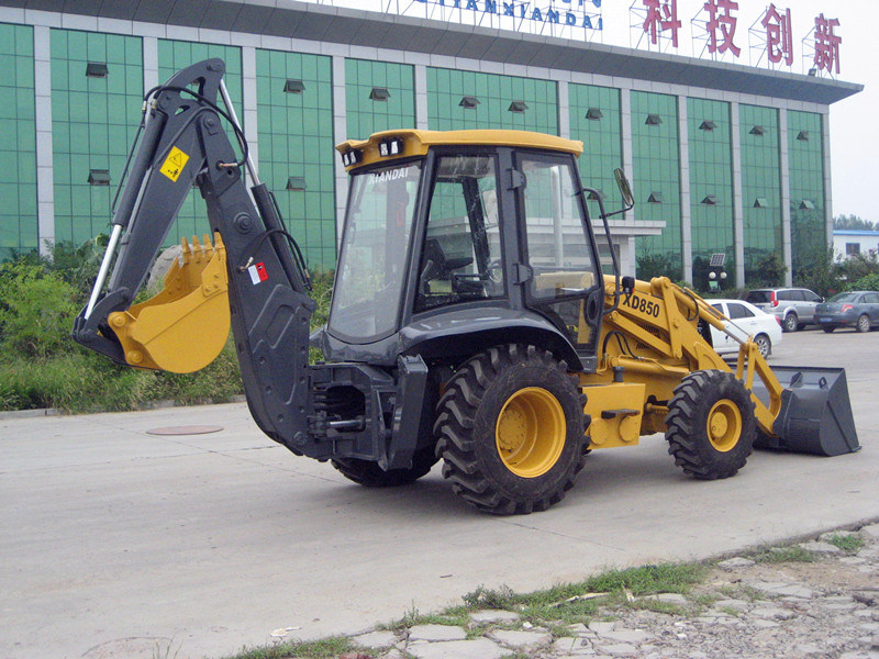 China Wz30-25c Cheap High Quality Backhoe for Sale